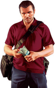 michael personnage gta 5