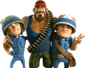 personnage boombeach