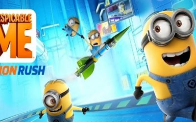 Solutions Moi Moche et Mechant Minion Rush