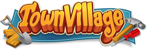 logo generateur town village