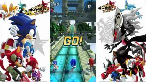 sonic jeu android ios
