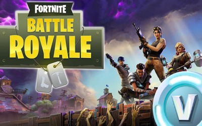 Fortnite : Battle Royale
