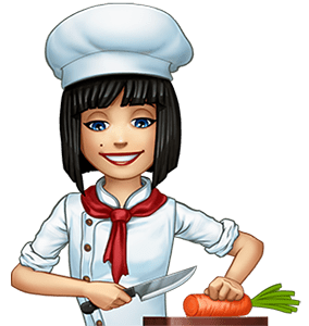personnage cooking fever